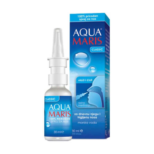 Jadran Galenski Laboratorij Aqua Maris CLASSIC sprej 30ml