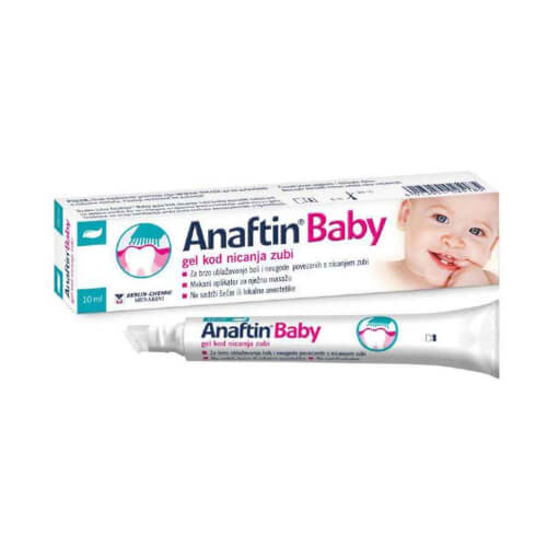 Berlin Chemie Anaftin Baby gel 10ml