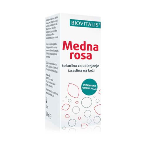 Biovitalis Medna rosa 20 ml