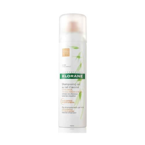 Klorane Šampon za suho pranje kose sa ekstraktom zobi tonirani 150ml