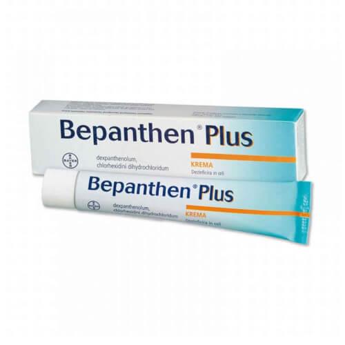 Bayer Bepanthen Plus krema 30g