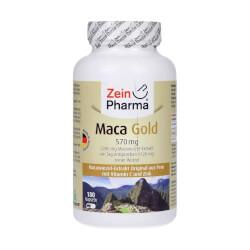 Zein Pharma Maca Gold 570mg 180 kapsula