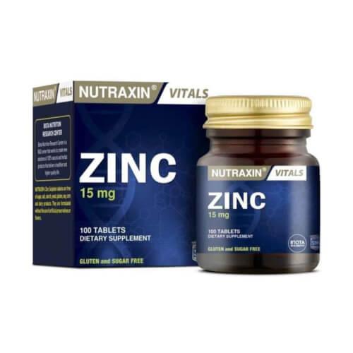 Nutraxin Zinc 15mg 100 tableta