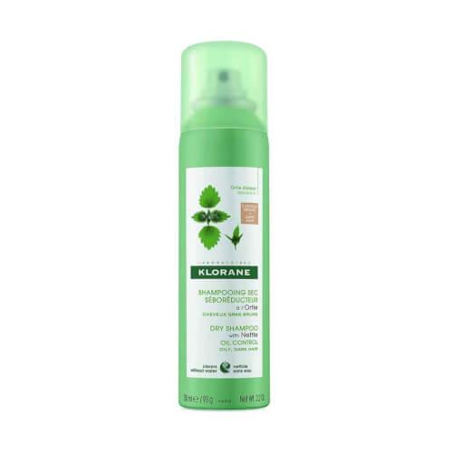 Klorane Šampon za suho pranje kose sa ekstraktom koprive tonirani 150ml