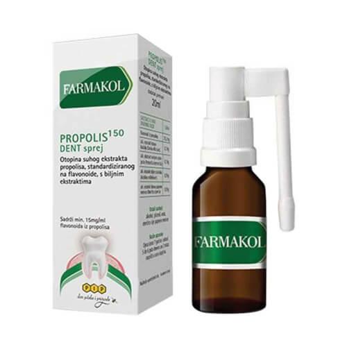 Farmakol PIP Propolis DENT sprej 20 ml