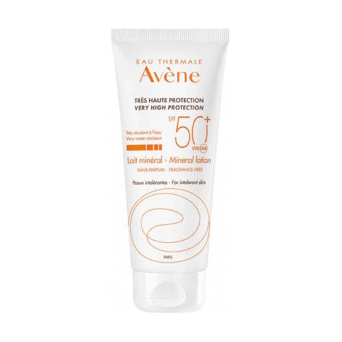 Avene Mineralno mlijeko za zaštitu od sunca SPF50+ 100ml