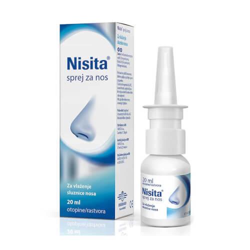 Salveo Nisita sprej 20 ml