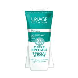Uriage Hyseac gel za umivanje DUO 2 X 150ml