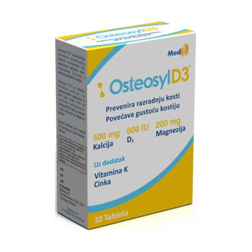 MedEq Osteosyl D3 30 tableta