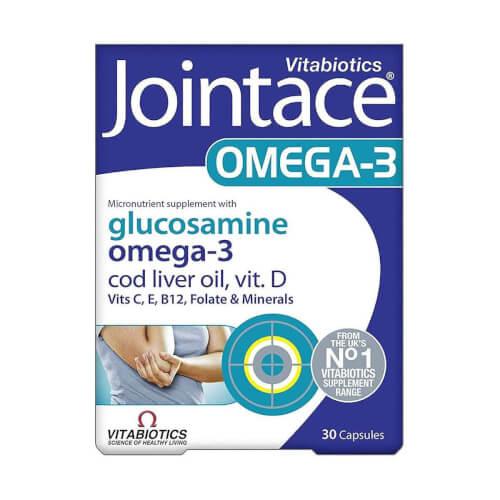 Vitabiotics Jointace OMEGA-3 30 kapsula