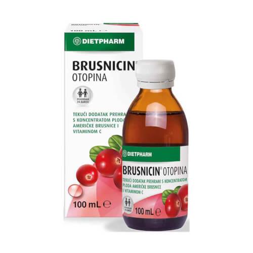 Dietpharm Brusnicin otopina 100ml