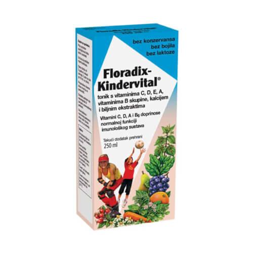 Pharmamed Floradix Kindervital za djecu 250ml