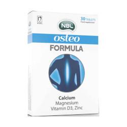Nobel Osteo Formula tablete 30 tableta