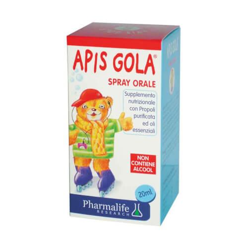Pharmalife Apis Gola sprej za grlo 20ml
