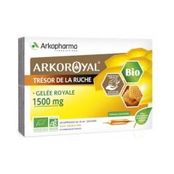 Arkopharma Arkoroyal Gelee Royale 1500mg 20 ampula