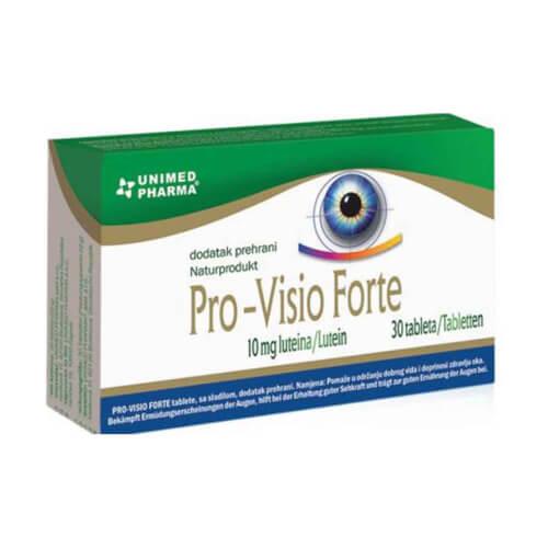 Unimed Pharma Pro-Visio Forte 30 tableta