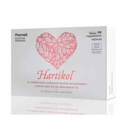 PharmaS Hartikol kapsule 30 kapsula
