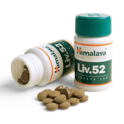 Himalaya Liv 52 100 tableta
