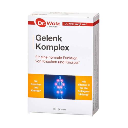 Dr.Wolz Gelenk Komplex kapsule 80 kapsula