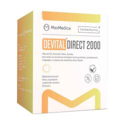 MaxMedica Devital direct 2000 IU 30 vrećica