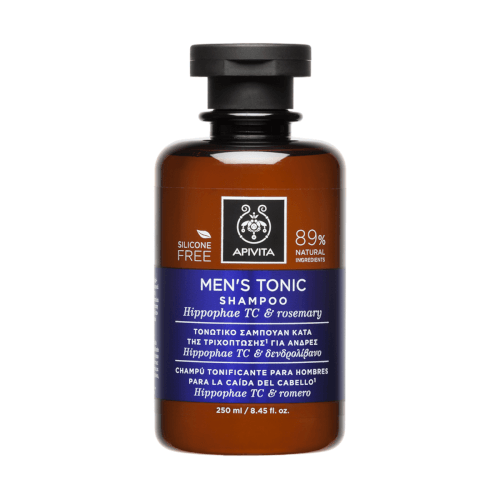 Apivita Muški tonik šampon s pasjim trnom i ružmarinom 150ml