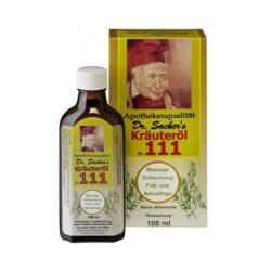 Kuhn Kosmetik Dr. Sachers Biljno ulje 111 trava 100ml