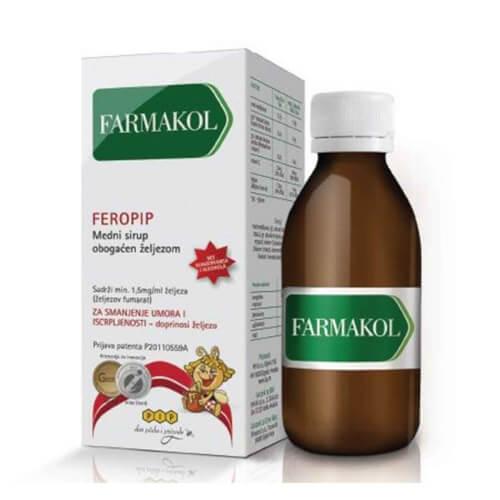 Farmakol PIP Feropip sirup 150ml