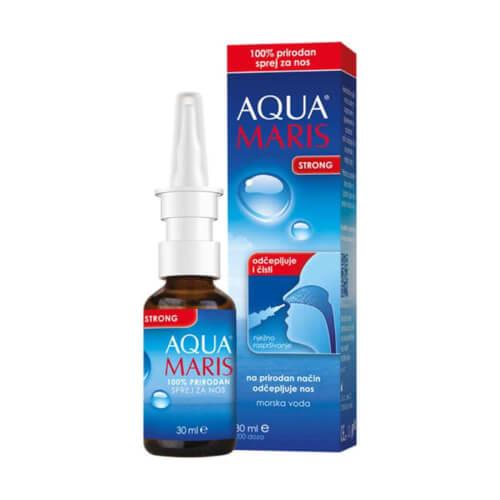 Jadran Galenski Laboratorij Aqua Maris STRONG sprej 30ml