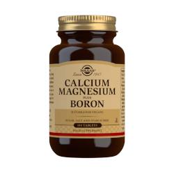 Solgar Kalcij, magnezij plus bor 100 tableta