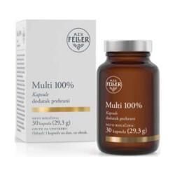 M.E.V. FELLER Multi 100% kapsule 30 kapsula