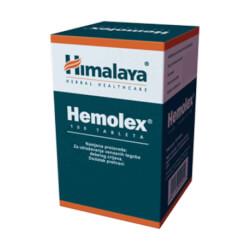 Himalaya Hemolex tablete 100 tableta