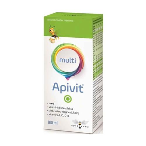 Apipharma Apivit multi 100ml