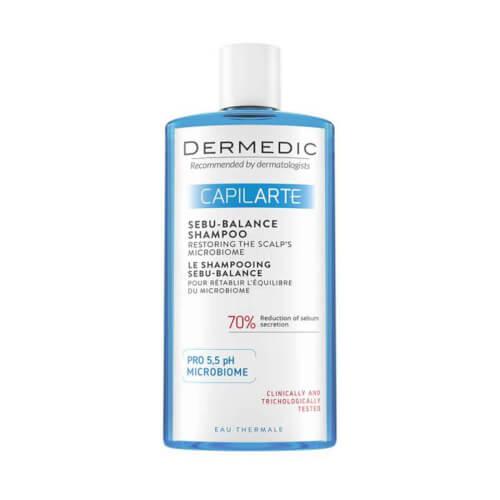 Dermedic Capilarte Sebu-balance šampon 300ml