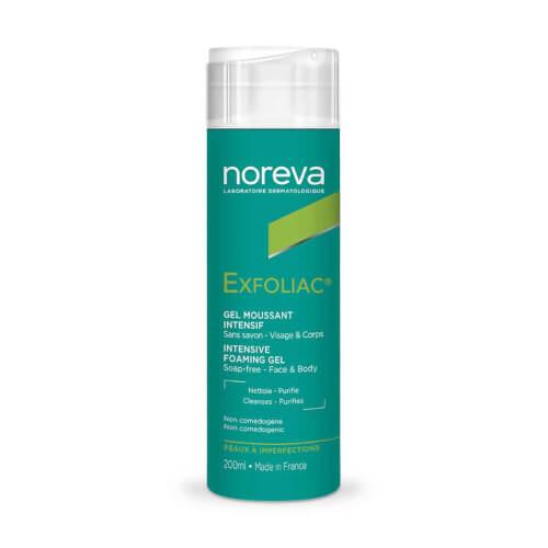 Noreva Exfoliac intenzivni pjenasti gel 200ml