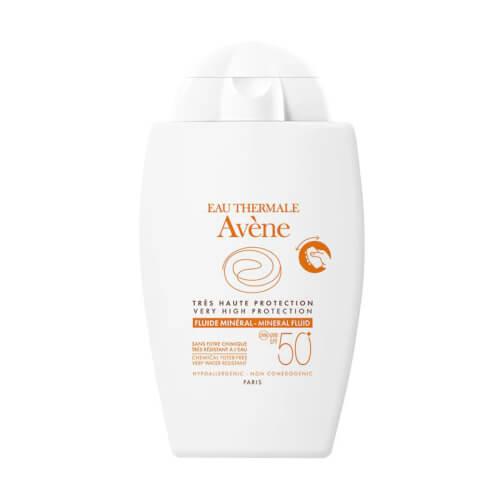 Avene Mineralni fluid za zaštitu od sunca SPF50+ 40ml