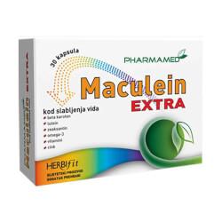 Pharmamed Maculein EXTRA 30 kapsula