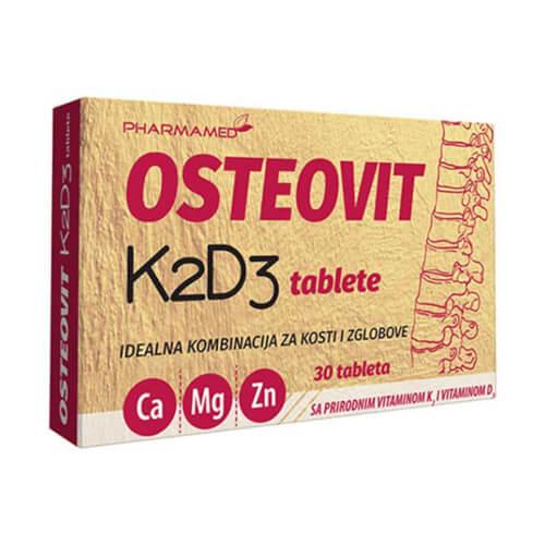 Pharmamed Osteovit K2D3 tablete 30 tableta