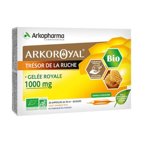 Arkopharma Arkoroyal Gelee Royale 1000mg 20 ampula