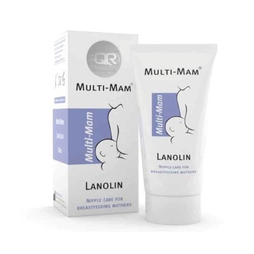 BioClin BV Multi Mam Lanolin 30ml