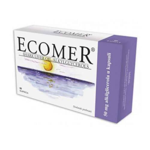 Natumin Pharma Ecomer IMUNO 60 kapsula