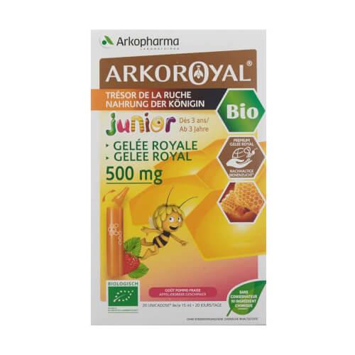 Arkopharma Arkoroyal Gelee Royale Junior 500mg 10 ampula