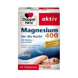 Doppelherz Magnezij noć 400 30 tableta