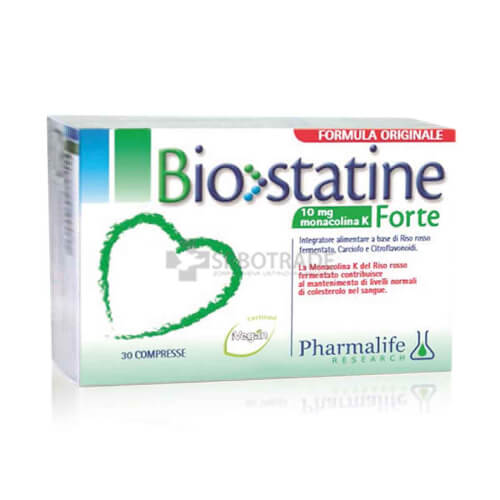 Pharmalife Biostatine Forte 30 tableta