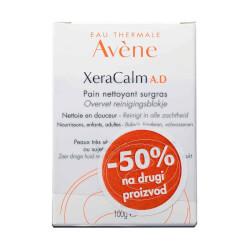 Avene XeraCalm A.D. vrlo bogati sindet za čišćenje DUO 2 x 100g