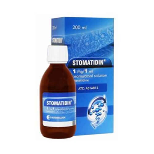 Bosnalijek Stomatidin oralni rastvor 200ml