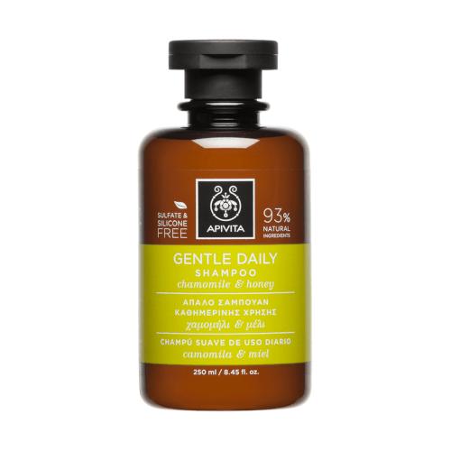 Apivita Šampon za svakodnevno pranje s kamilicom i medom 150ml
