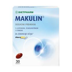 Dietpharm Makulin kapsule 30 kapsula