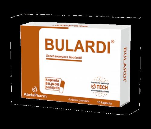 Abela Pharm Bulardi probiotik 10 kapsula