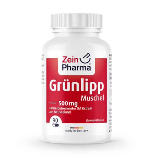 Zein Pharma Koncentrat morske zelene školjke 90 kapsula