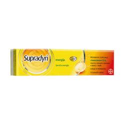 Bayer Supradyn Q10 šumeće tablete 15 šumećih tableta